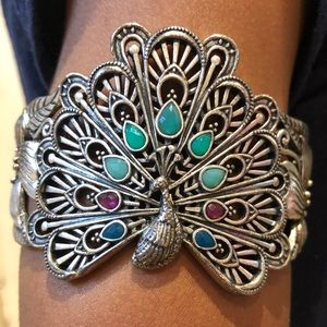 Lucky Brand Peacock Bangle